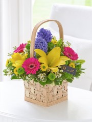 Scented Splendour Basket