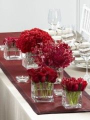 Modern Grace Table Centrepiece