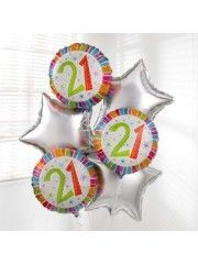 Special Birthday Balloons
